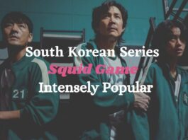 Squid Game a South Korean Series Is Intensely Popular