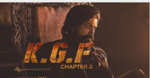 K.G.F Chapter 2 cast | story | Releasing date