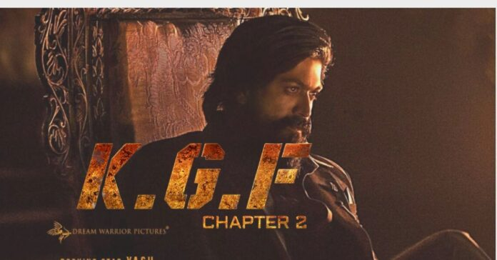 K.G.F Chapter 2 cast   story   Releasing date